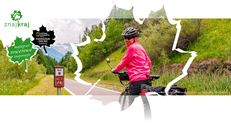 Pierwsze kilometry po drodze rowerowej do Bolzano