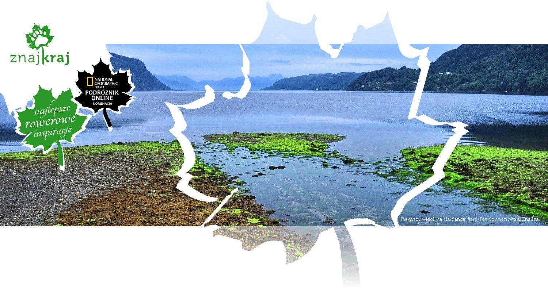 Pierwszy widok na Hardangerfjord