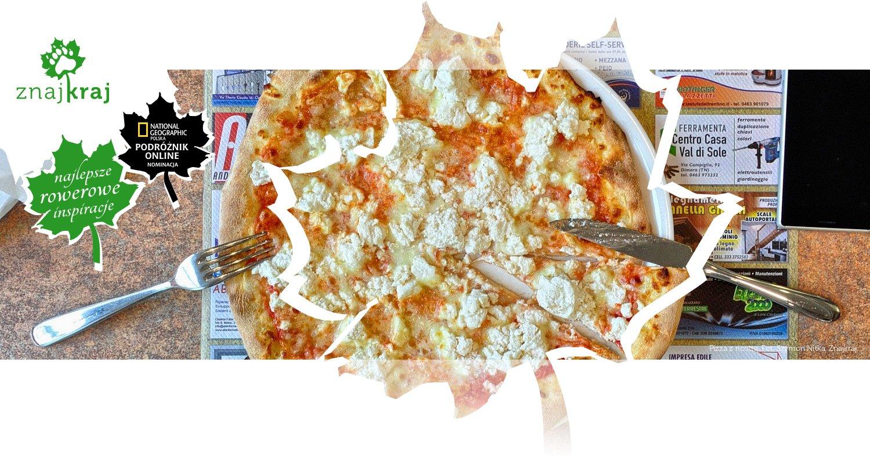 Pizza z ricottą