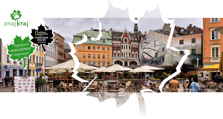 Plac Katedralny w Rydze
