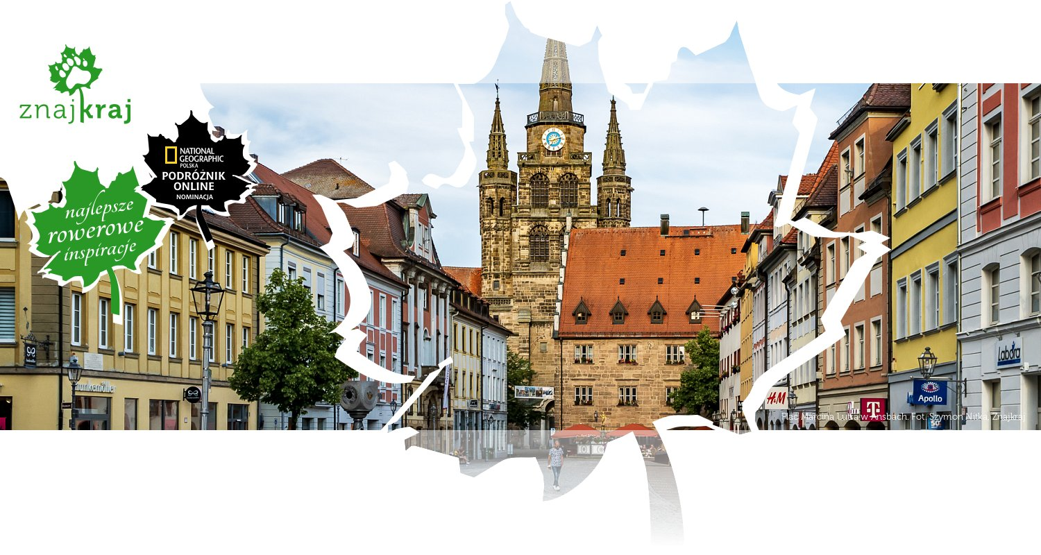 Plac Marcina Lutra w Ansbach