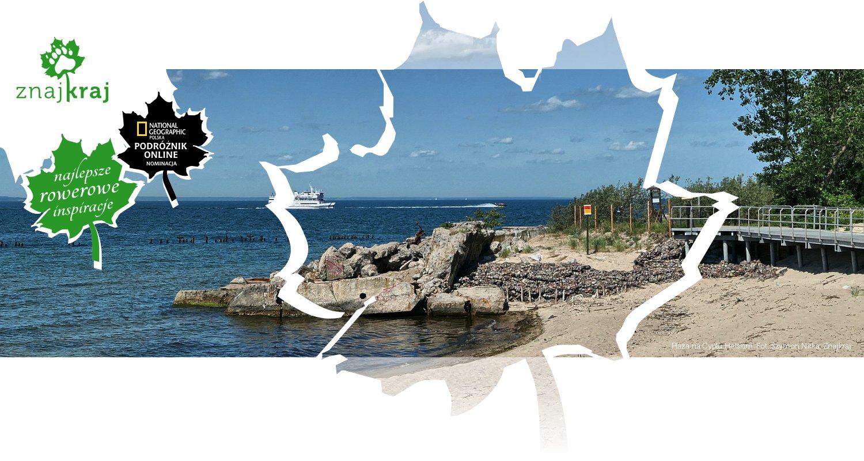 Plaża na Cyplu Helskim