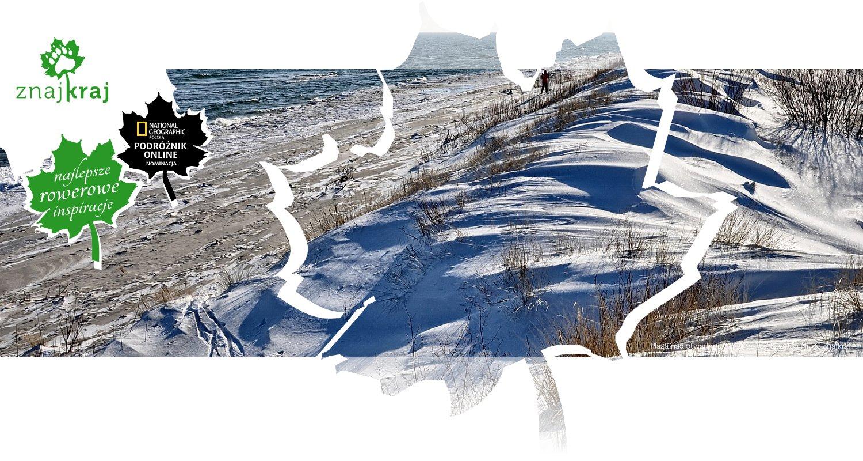 Plaża nad otwartym morzem