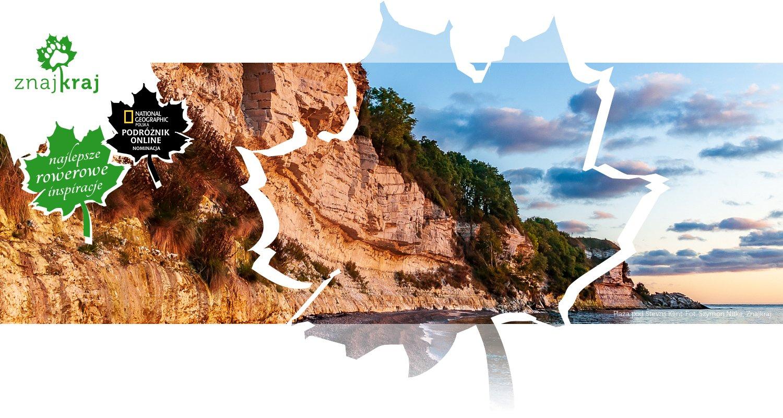 Plaża pod Stevns Klint