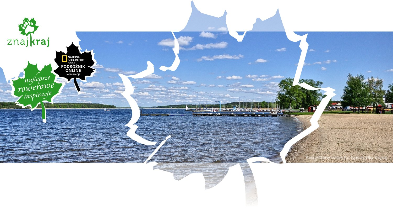 Plaża w Charzykowach