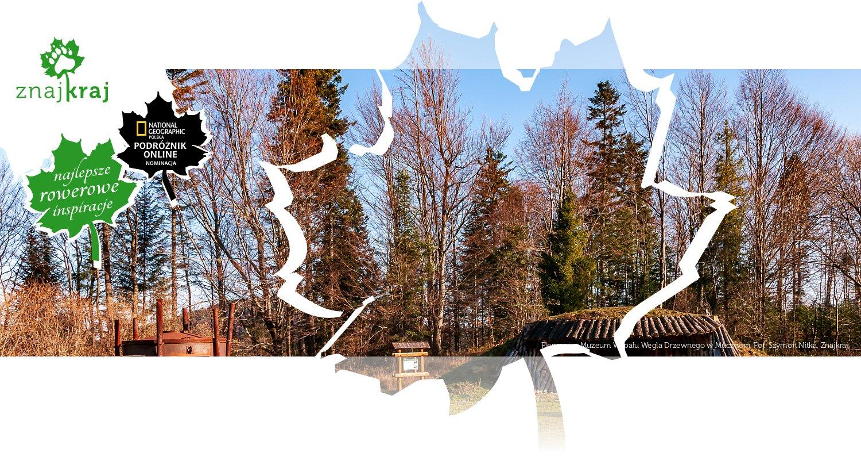 Plenerowe Muzeum Wypału Węgla Drzewnego w Mucznem