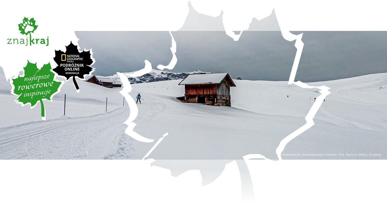 Po Dolomitach, pod stalowym niebem