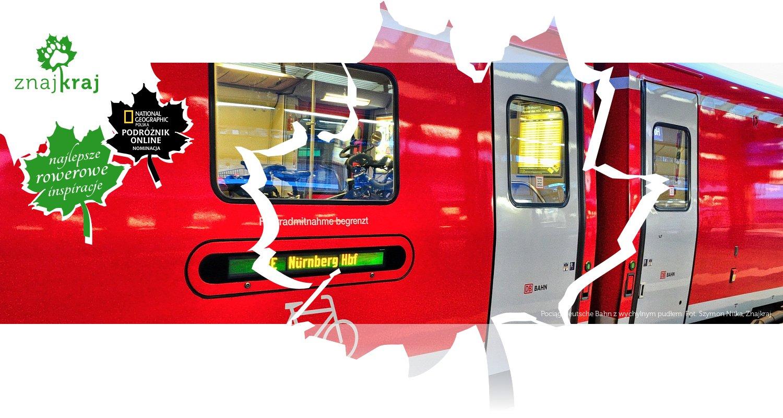 Pociąg Deutsche Bahn z wychylnym pudłem