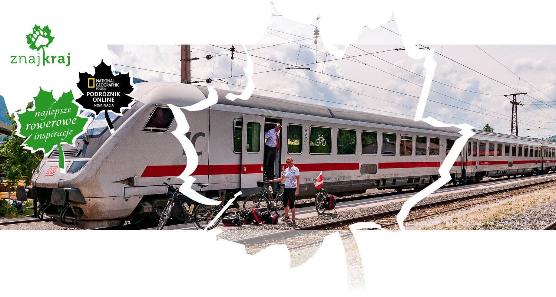 Pociąg EuroCity z Monachium do Grazu