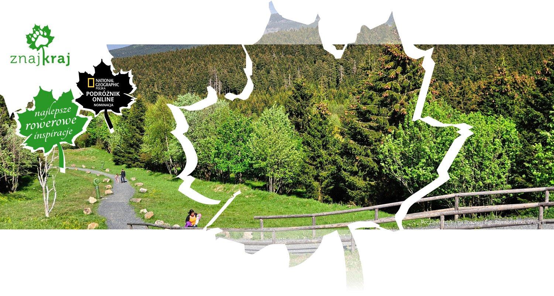 Początek szlaku na Brocken