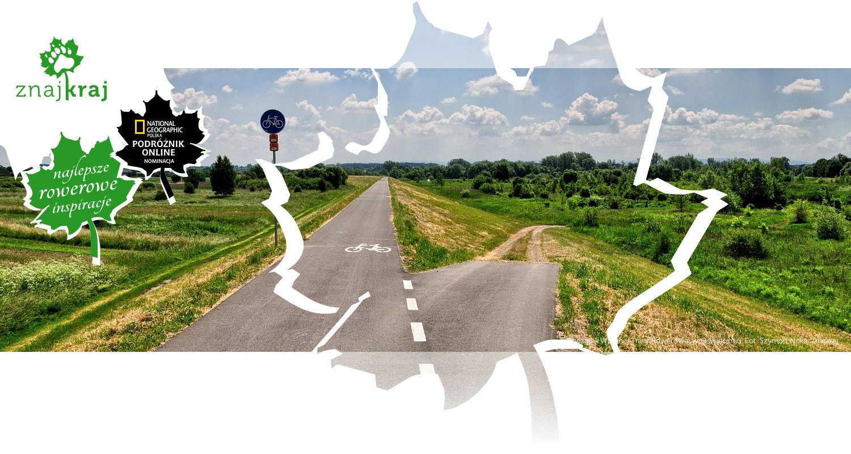 Początek Wiślanej Trasy Rowerowej w Oświęcimiu