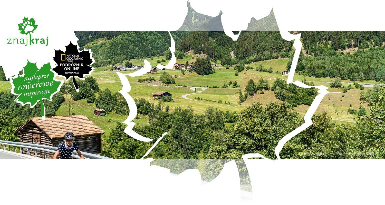 Podjazd w dolinie Renu