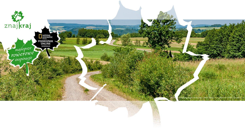 Podkarpacki krajobraz na szlaku Green Velo