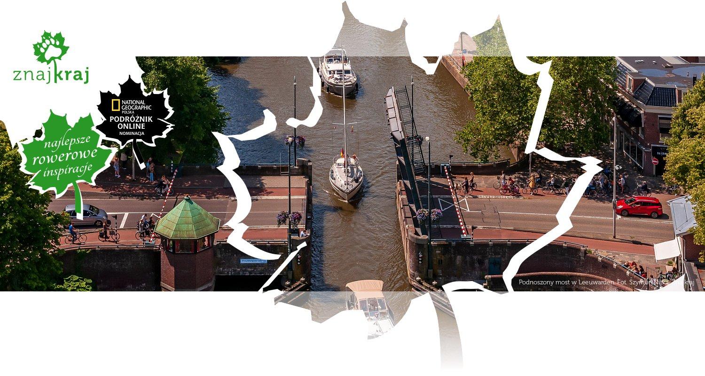 Podnoszony most w Leeuwarden