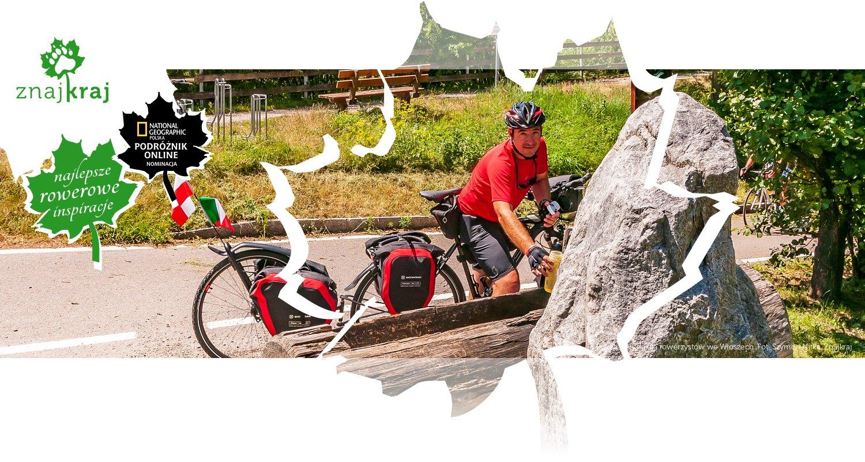 Poidła z wodą dla rowerzystów we Włoszech