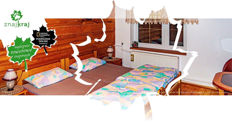 Pokój w gospodarstwie Orlik Wiącek w Teremiskach
