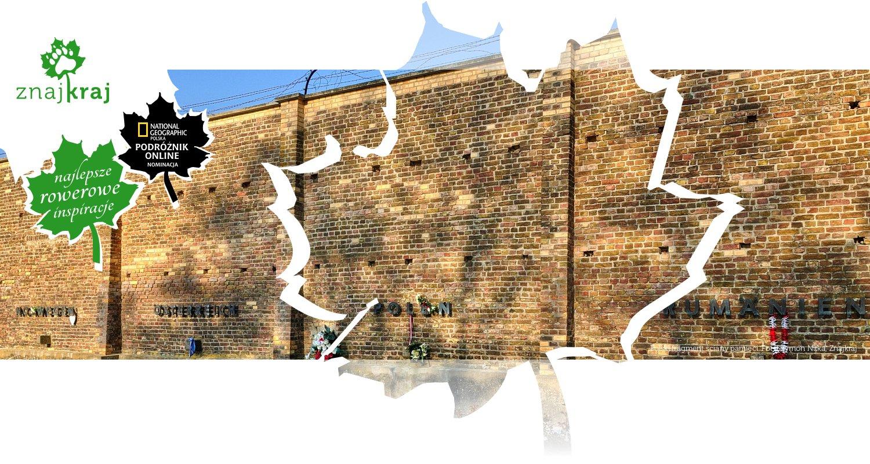 Polski fragment ściany pamięci