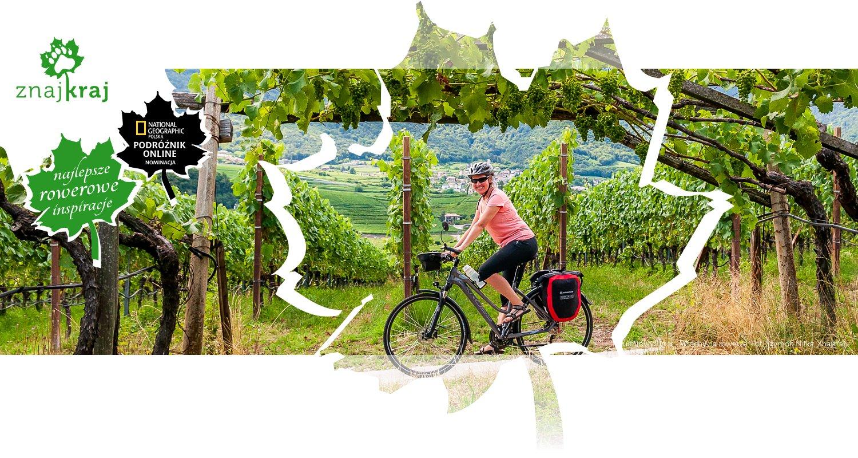 Południowy Tyrol - Włochy na rowerze
