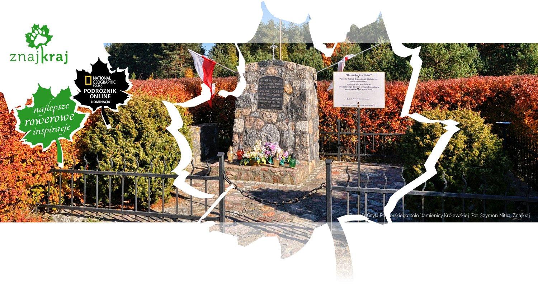 Pomnik Gryfa Pomorskiego koło Kamienicy Królewskiej