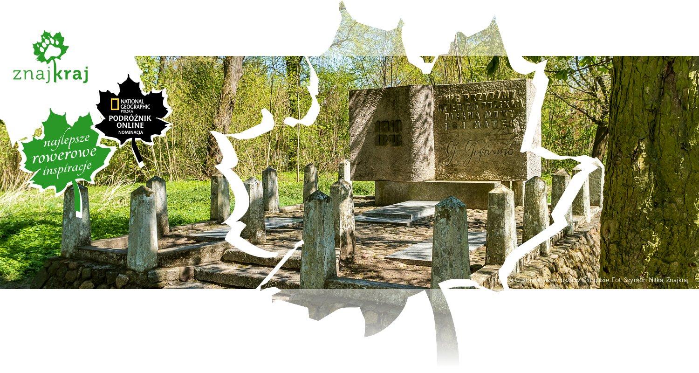 Pomnik Gustawa Gizewiusza w Ostródzie