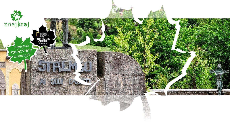 Pomnik ofiar II wojny światowej w Strembo