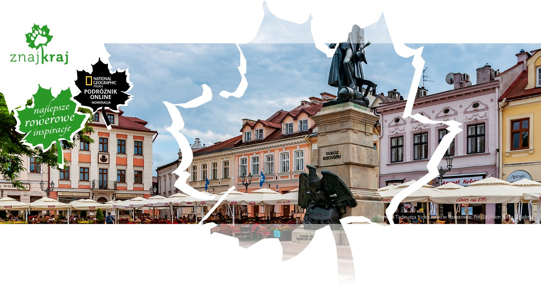 Pomnik Tadeusza Kościuszko w Rzeszowie