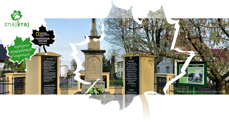 Pomnik w Bieńkowicach