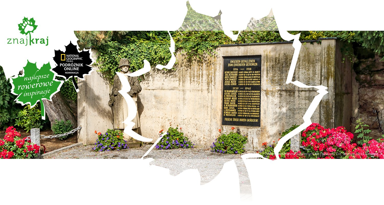 Pomnik weteranów wojennych we Frankonii