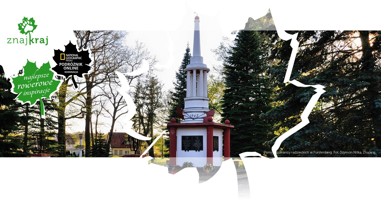Pomnik żołnierzy radzieckich w Fürstenberg