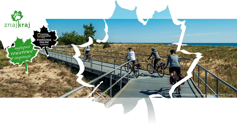 Pomosty spacerowo-rowerowe na Cyplu Helskim
