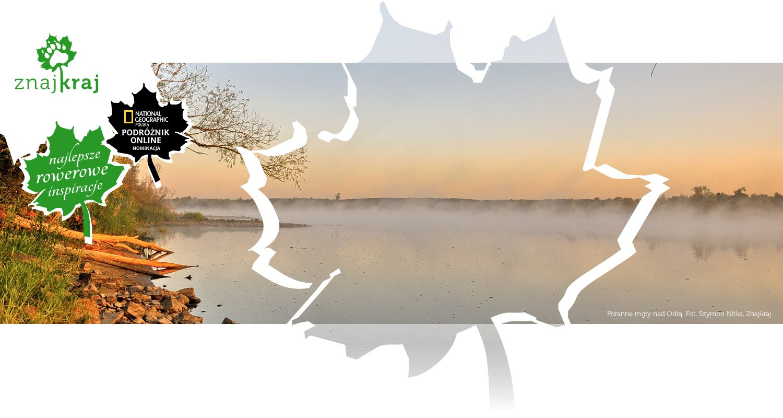 Poranne mgły nad Odrą