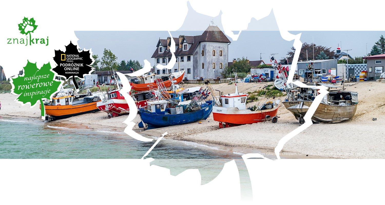 Port rybacki w Chłopach na Pomorzu Zachodnim