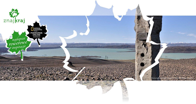 Postument nad jeziorem