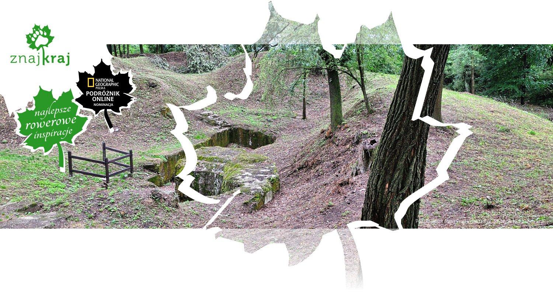 Pozostałości fortu Przy krzyżu