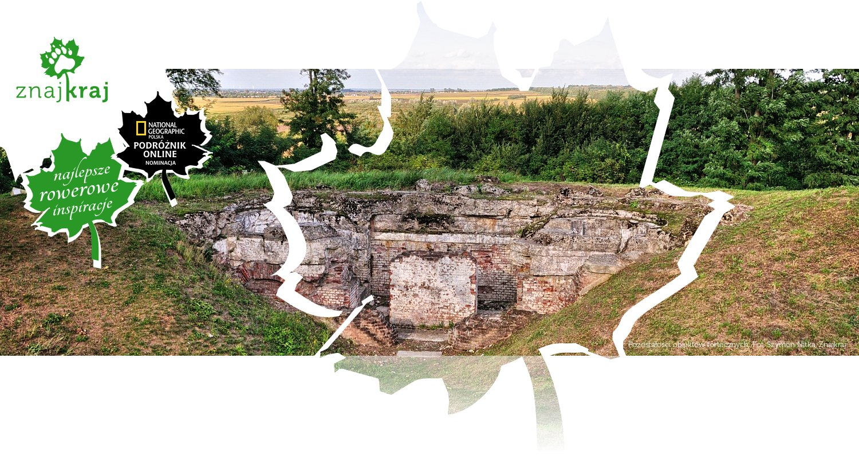 Pozostałości obiektów fortecznych