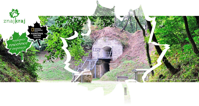 Przed fortem Brunner Twierdzy Przemyśl