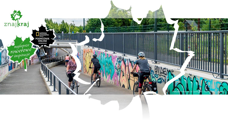 Przejazd rowerowy w Lipsku