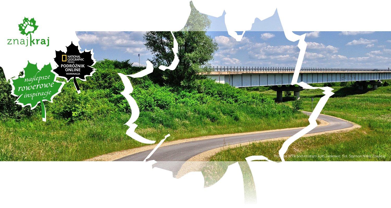 Przejazd WTR pod mostem koło Jankowic