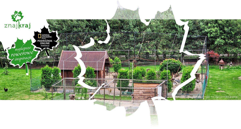 Przydomowe zoo przy wiślanej trasie