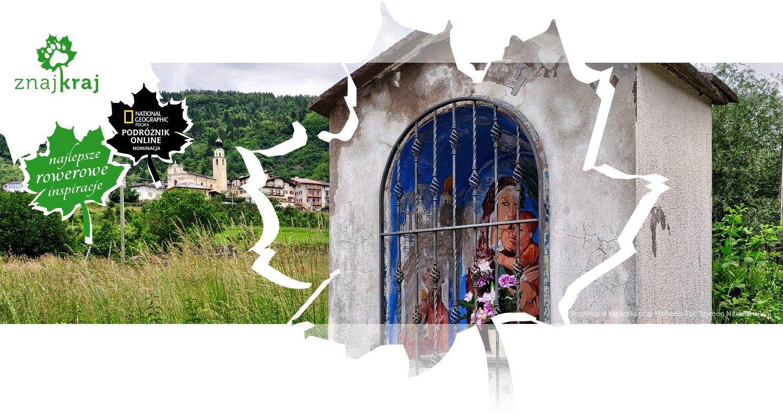 Przydrożna kapliczka przy Madrano