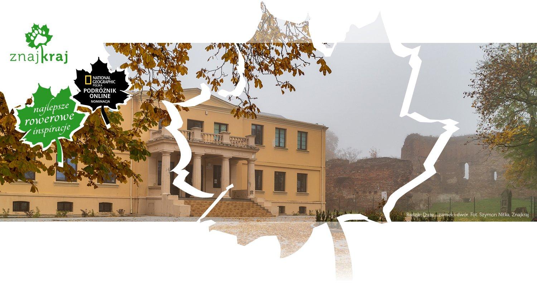 Radziki Duże - zamek i dwór