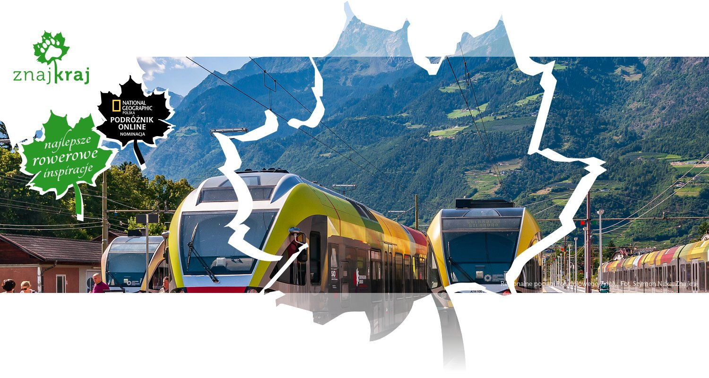 Regionalne pociągi Południowego Tyrolu