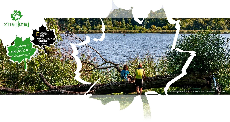 Relaks nad jeziorem w Wielkopolsce