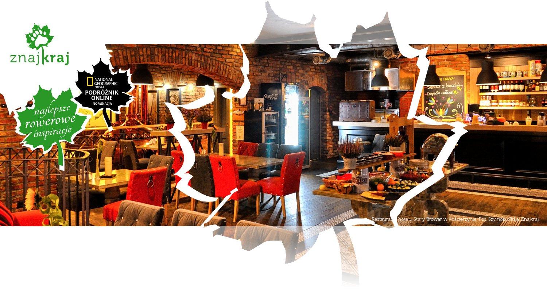 Restauracja hotelu Stary Browar w Kościerzynie