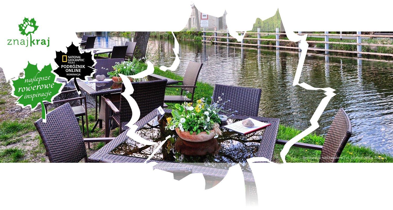 Restauracja nad kanałem