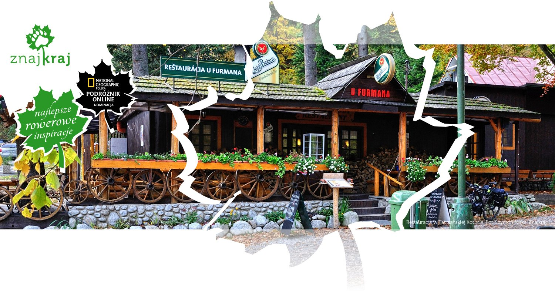 Restauracja w Tatrzańskiej Kotlinie