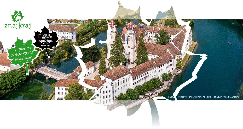 Rheinau - opactwo benedyktynów na Renie