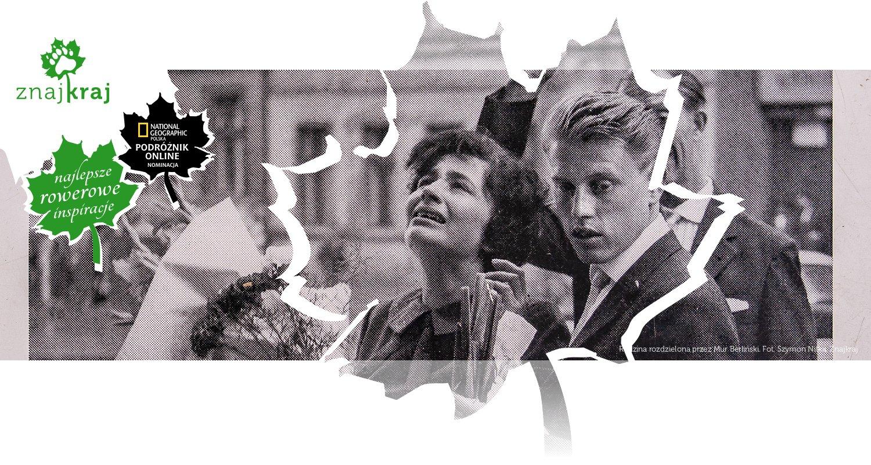 Rodzina rozdzielona przez Mur Berliński