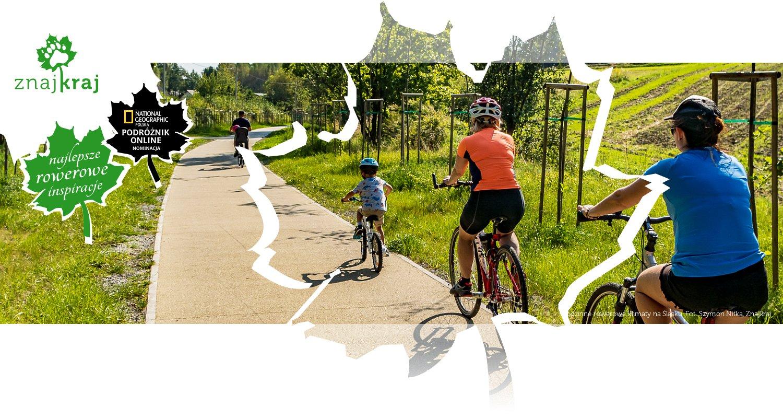 Rodzinne rowerowe klimaty na Śląsku