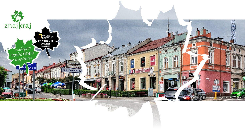 Rondo Jana Pawła II w Leżajsku